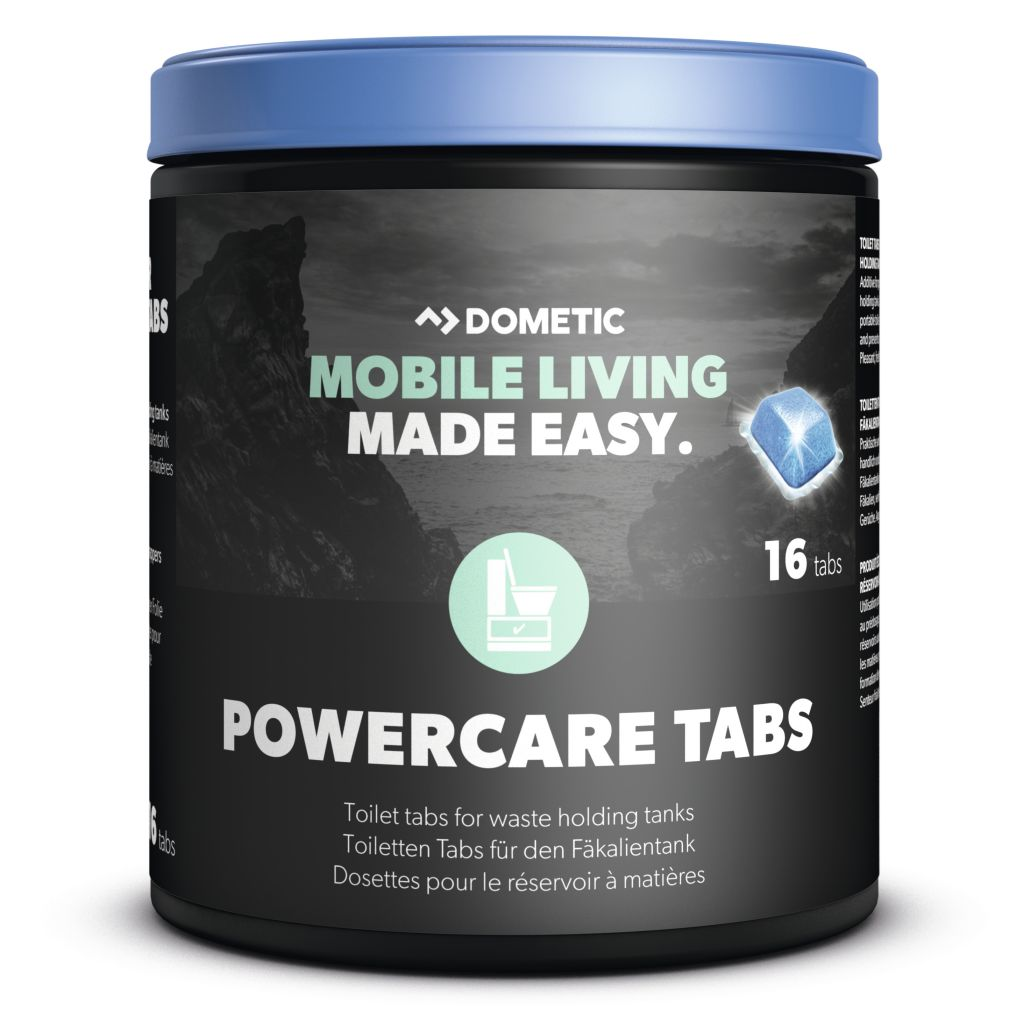 PowerCare Tabs