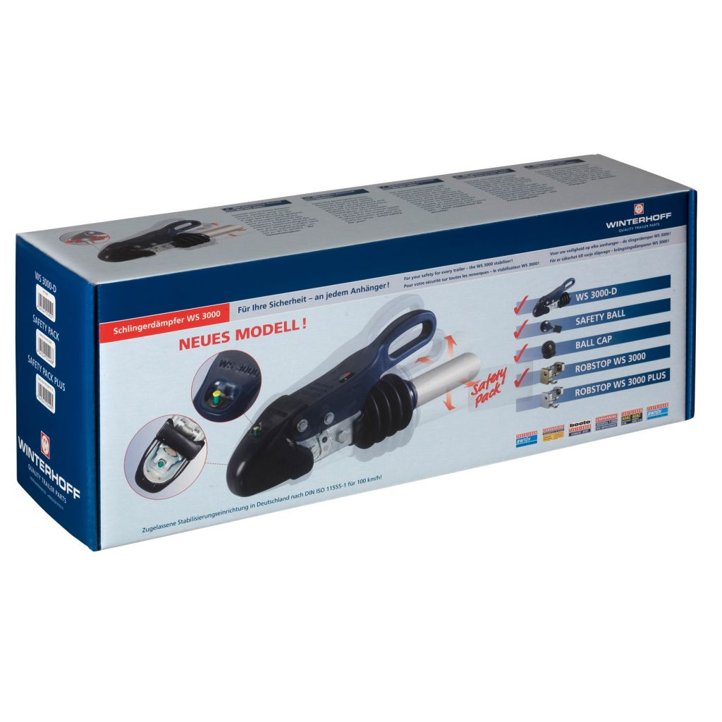 Safety Pack WS 3000 inkl. Robstop